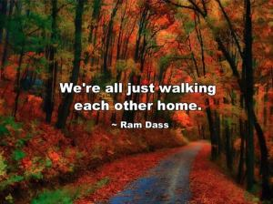 Quote from Ram Dass