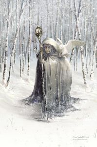 An Cailleach - Queen of Winter