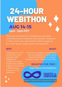 Charter for Compassion Webithon