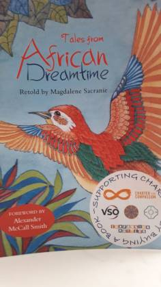 Front Cover of AFRICAN DREAMTIME TALES