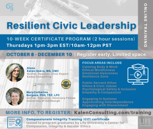 Resilient Civic Leadership - Facebook